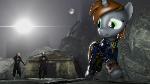 {SFM} Fallout Equestria/crossover: trouble
