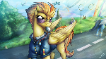 Captain Of The Wonderbolts