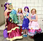 My little pony grand galloping gala cosplay