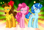 MLP - The Party Trio