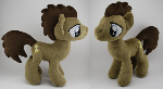 Dr.Hooves Plush
