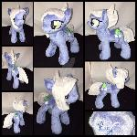 MLP 10in Happy Limestone Pie plush - BronyCon 2016