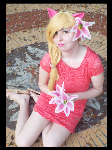 (MLP) Lily Valley Cosplay