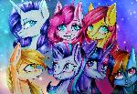 MLP/ Friends Forever^^