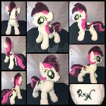EFNW '17 - MLP 10 inch Roseluck Plushie
