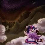 {Custom Commission} Love at Twilight