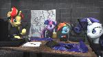 [SFM Ponies] Pre-Heist