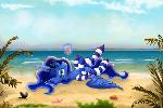 Beach Luna