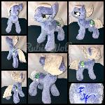 EFNW '17 - MLP 10in Regular Limestone Pie Plushie