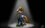 LittlePip in the dark