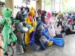 Bronycon 2016 fur suits