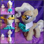 Mayor Mare collage