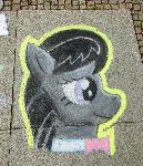 Chalk Octavia - GalaCon 2017