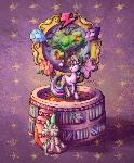 MLP Drawing - Twilight Sparkle's Music Box