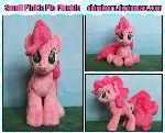 Pinkie Pie Small Plushie