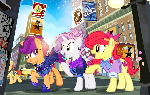 Cutie Mark Crusaders Reunion