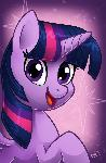 MLP Portrait Series: Twilight Sparkle