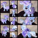 MLP 10in Great n Powerful Trixie plush-BronyCon'16