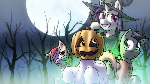 [October 2015 Wallpaper] Something Spooky