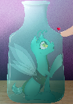 Ponybug In A Bottle