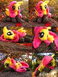 Fluttershy Plushie, now with socks!