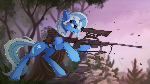 Ponykiller (color sketch)