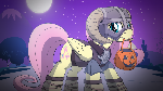 Happy Nightmare Night from Fluttershy!