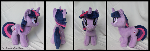 Custom Twilight Sparkle Plush