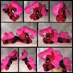 MLP Pinkie Pool Beanie Plushie .:Commission:.