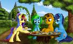 Daytime dinner