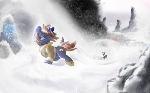 COMMISSION: Snowblind