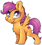 Tiny Scootaloo