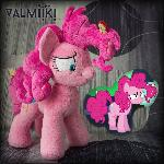 Appleshaggy Pinkie Pie