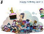 Birthday Pile