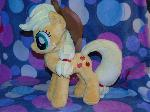 Applejack plush
