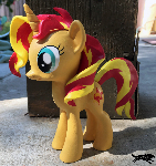 Commission-Sunset Shimmer (Again)