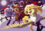 Bye bye Santa