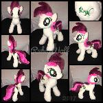 BronyCon '17 - MLP 10 inch Roseluck Plushie