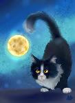 Cat Painting Practice 3