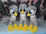 Griffin Gabby plush My Little Pony