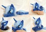 Princess Luna pocket size beanie