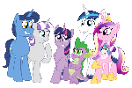 The Sparkle Family