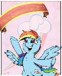 Rainbow Dash's Big Day