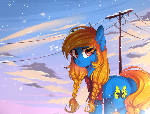FINISHED YCH: StarlyFly