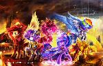 MLP: Warriors