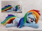 Lifesize Dash wet mane 50inch / 125cm long