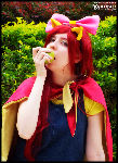 (MLP) Apple Bloom's Love for Apples (Cosplay)
