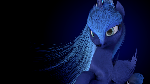Cinema4D pony - Princess Luna