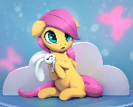 Mini Fluttershy