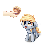 Some muffins for Derpy